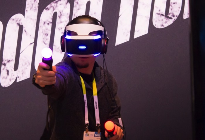 Can the Playstation VR Compete with the Rift and Vive? Will Shanklin/Gizmag VR Porn Blog virtual reality