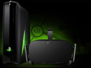 Save $200 On Your Oculus Rift (with a Computer Bundle) Alienware VR Porn Blog virtual reality