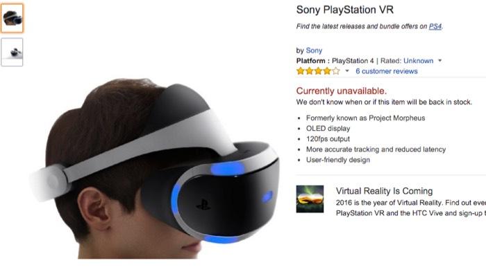 Amazon Preparing for Virtual Reality Sales Amazon VR Porn Blog virtual reality
