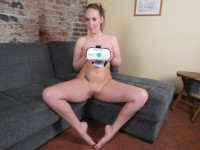 Jenny Simons - Angelic Eastern European Lady Is Sexy For You Czechvr vr porn video vrporn.com virtual reality