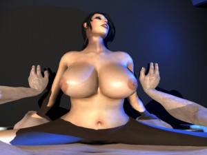 CGI Animated Missionary Position Video Clip guhhyuk CGIGirl vr porn video vrporn.com virtual reality
