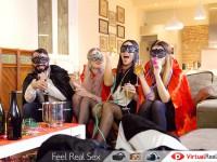 Happy New Year! Everyone's WelCum To Join Our Orgy VirtualRealPorn Misha Cross Potro de Bilbao VR porn video vrporn.com