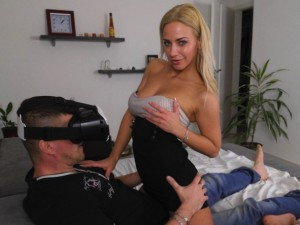 Natalie Cherie Hardcore - She's Back and Down to Fuck Czechvr vr porn video vrporn.com virtual reality
