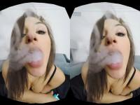 The GFE Collection - All For You - Smoking, Butt Plug, Stockings HologirlsVR Abella Danger VR porn video vrporn.com