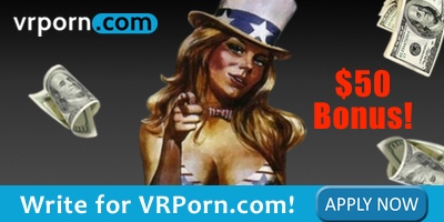 vrporn.com is looking for writers vr porn blog virtual reality